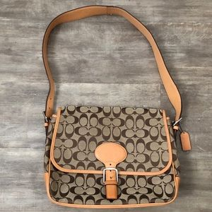 [ Damaged ] Coach Handbag